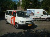 VW bus voor Saartje